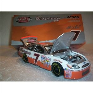 Action racing 1/24 scale